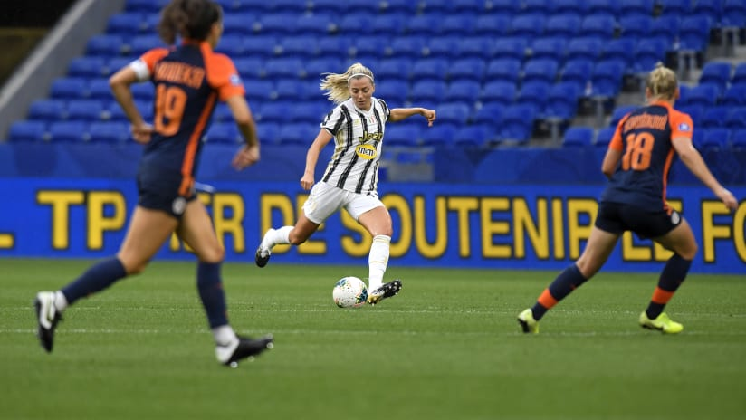 Women | Friendly | Montpellier - Juventus