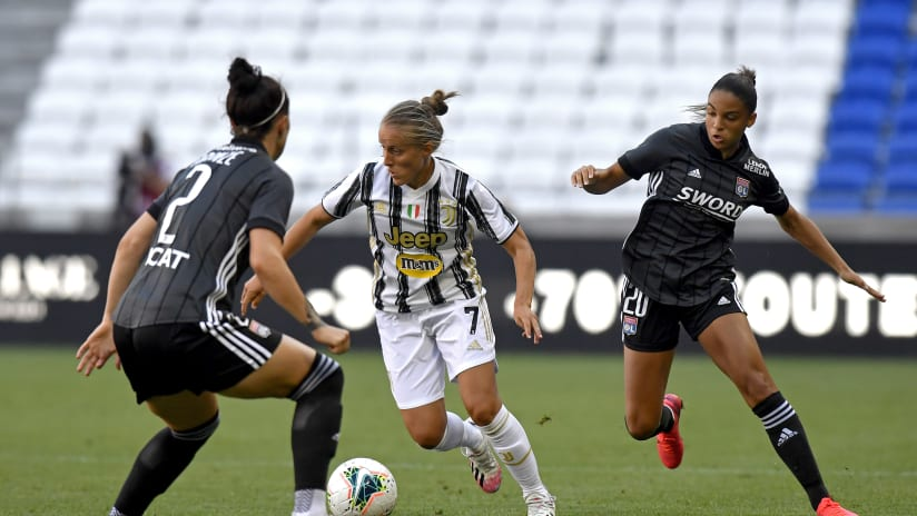 Women | Friendly | Lyon - Juventus