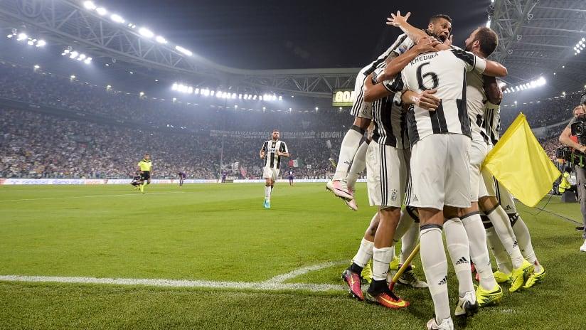 Higuain-gol all'esordio | Juventus-Fiorentina