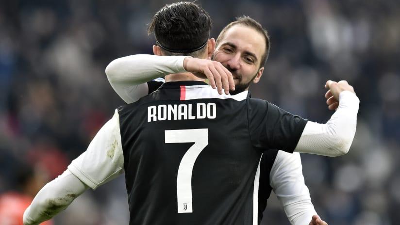 Assist + Gol | Ronaldo-Higuain