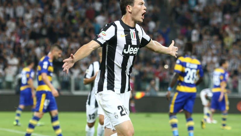 Juventus - Parma | 2012, Lichtsteiner destiny with Parma