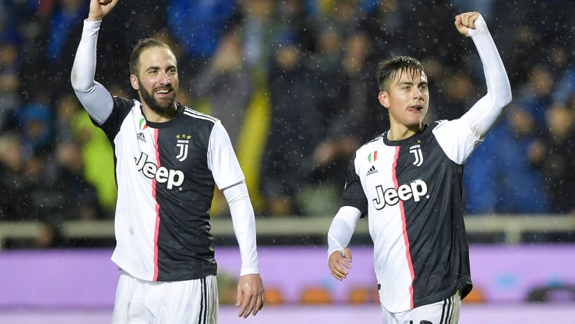 Assist + gol | Dybala-Higuain