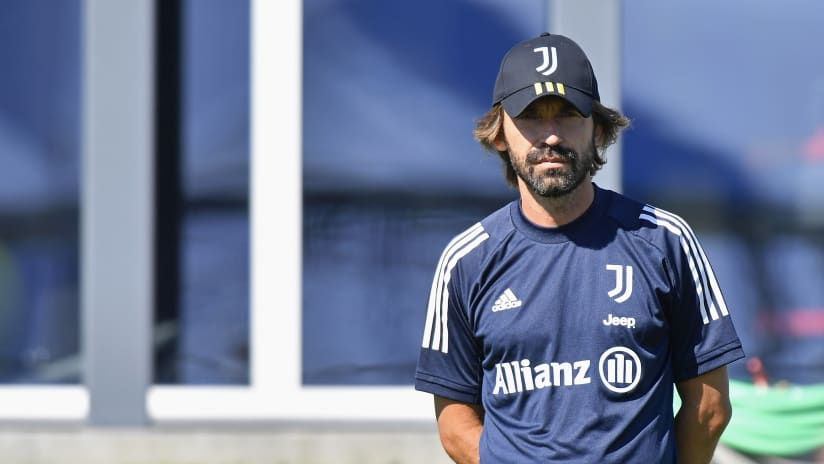 Coach Pirlo's first report