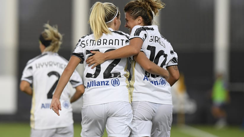 Women | Highlights Serie A | Juventus - San Marino