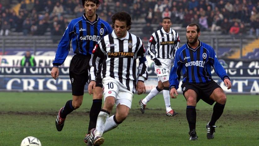 Atalanta - Juventus | 2001: Alex-David, what goals!