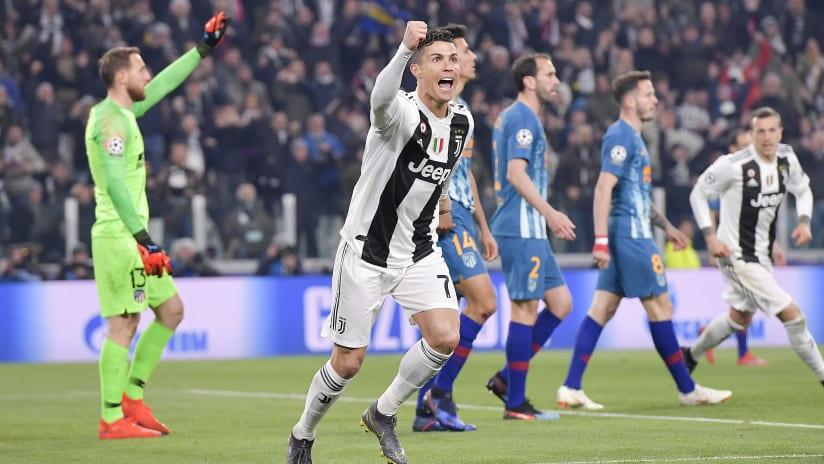 Classic match UCL | Juventus-Atletico Madrid 3-0 18/19