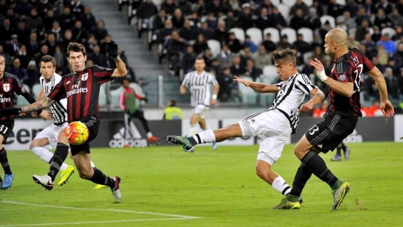 Classic match Serie A | Juventus-Milan 1-0 15/16