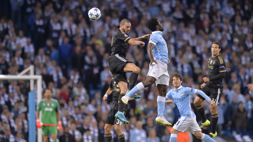 Classic Match UCL | Manchester City - Juventus 1-2 15/16