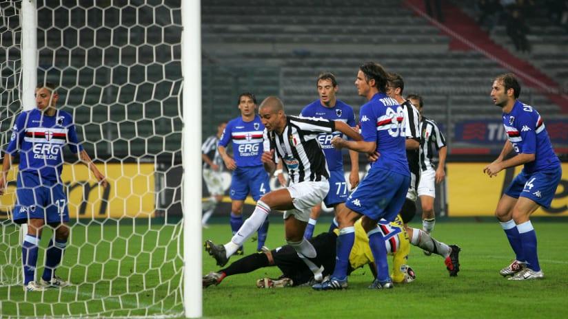 Juventus - Sampdoria   I 10 momenti clou della sfida del 2005