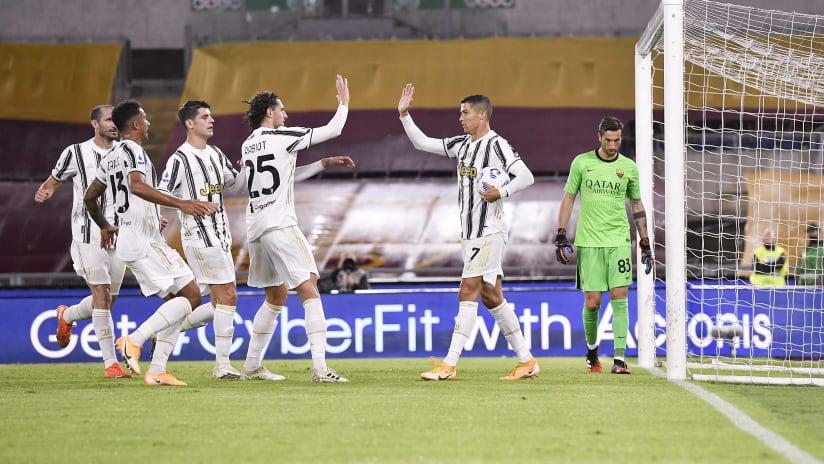 Highlights Serie A   Roma - Juventus