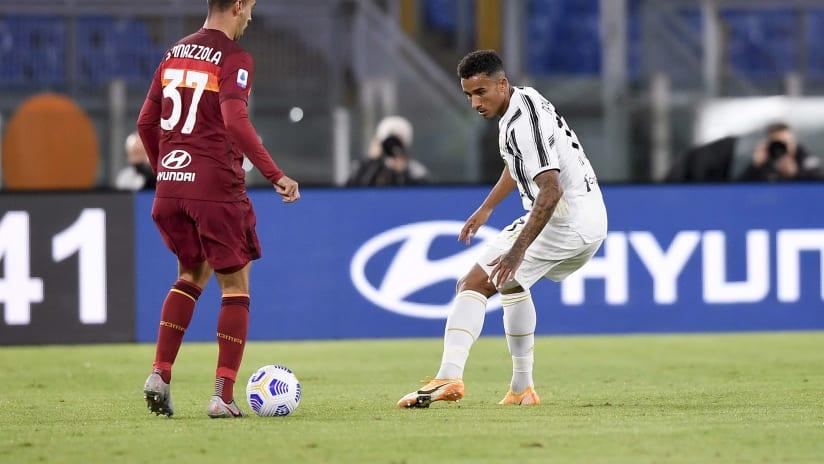 Roma - Juventus | Danilo: «Siamo sulla buona strada»