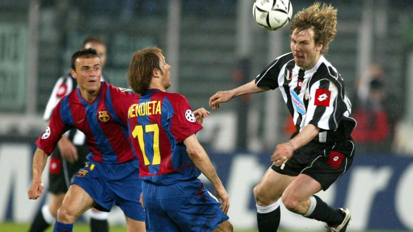 Classic Match UCL | Juventus - Barcelona 1-1 02/03
