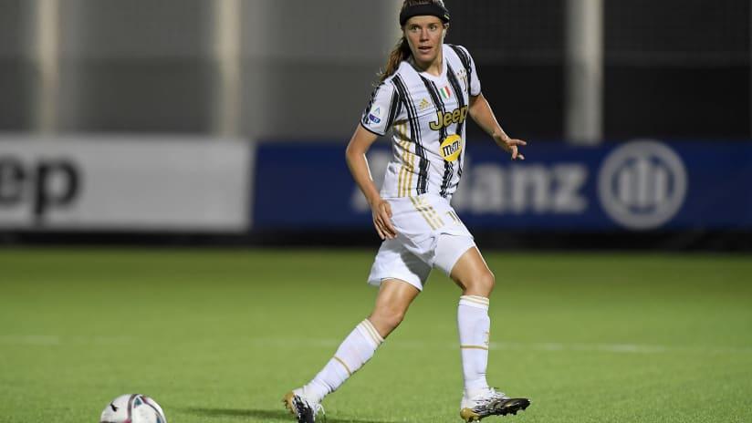 Women | Milan-Juventus according to Sofie Pedersen