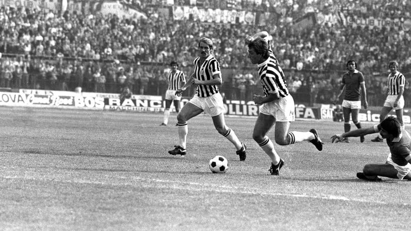 La goleada bianconera del 1978 | Juventus-Hellas Verona