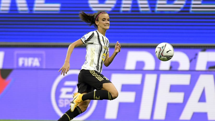 Women | Bonansea's words ahead of Juventus-Fiorentina