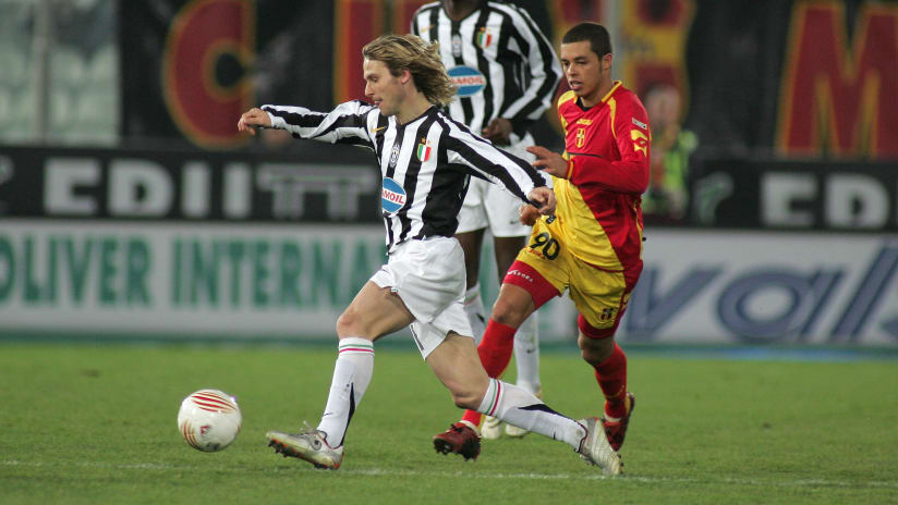 Assistman: Pavel Nedved 2005-06