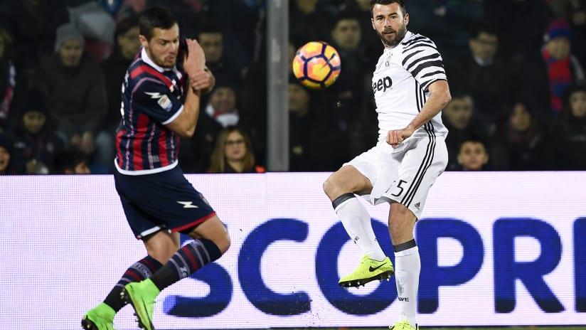 Numbers | Crotone - Juventus