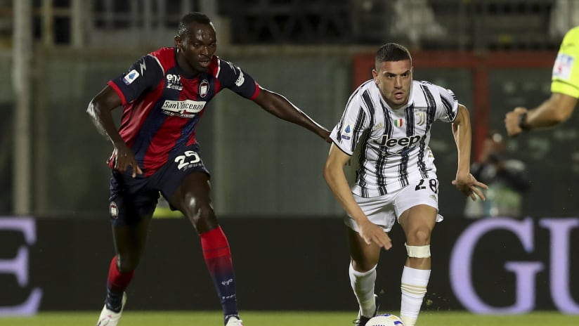 Gamereview | Matchweek 4 | Crotone - Juventus