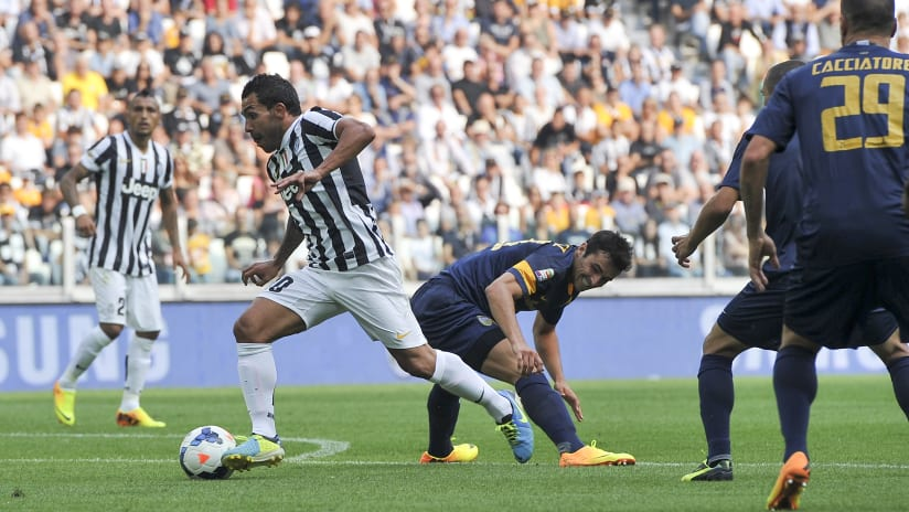Top 10 goals | Juventus - Hellas Verona