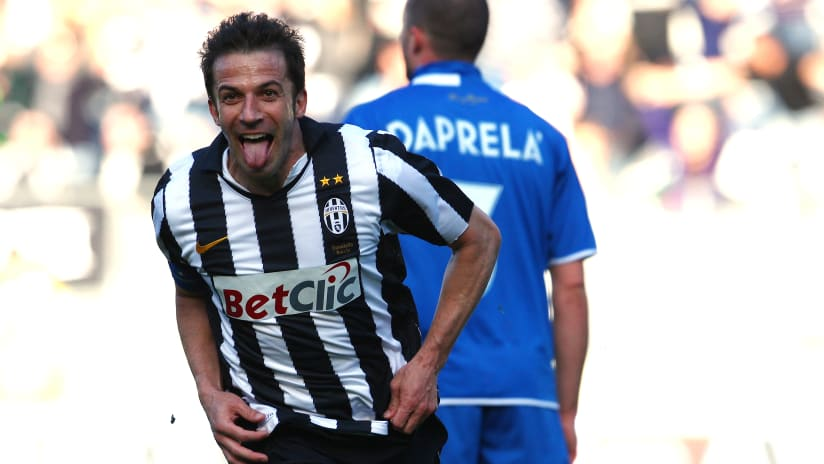 Turning Time | Juventus-Brescia, the great goal of Del Piero