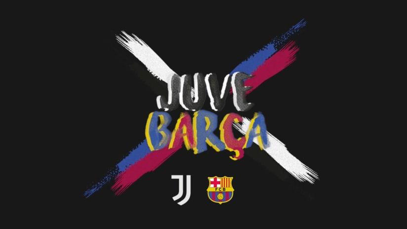Benvenuti a Juventus-Barcellona!