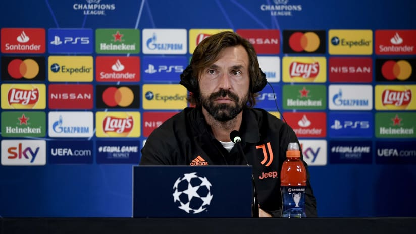 Press Conference | The eve of Juventus - Barcelona