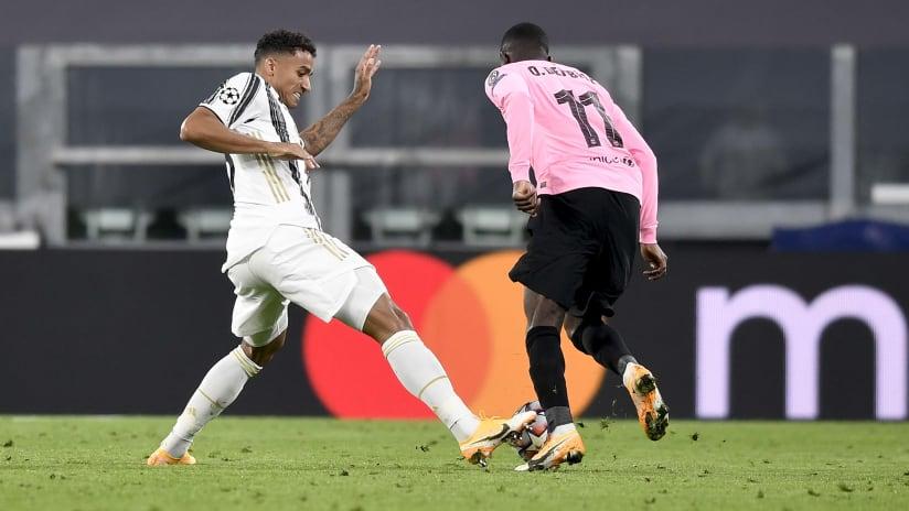 Juventus - Barcellona | Danilo: «Dobbiamo essere più cattivi mentalmente»