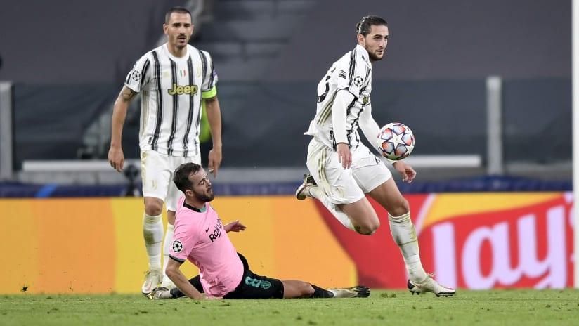 Da bordocampo | Giornata 2 | Juventus - Barcellona