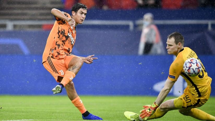 UCL | Matchweek 3 | Ferencvaros - Juventus