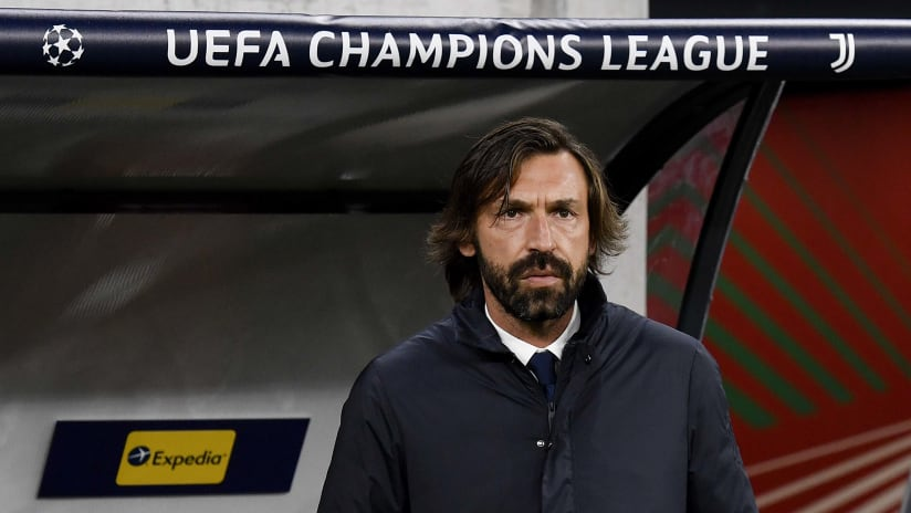 Ferencváros - Juventus | Pirlo: «We needed to win this game»