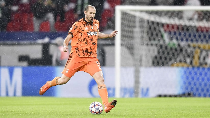 Ferencváros - Juventus | Chiellini: «It was an important win»