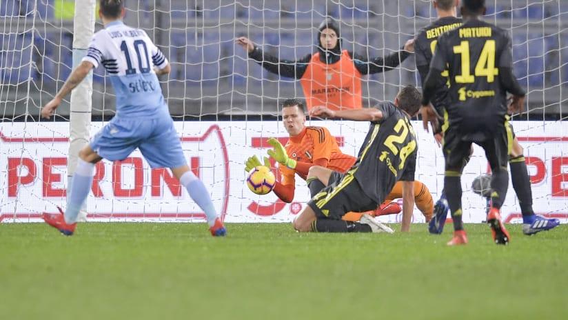 Numbers | Lazio - Juventus