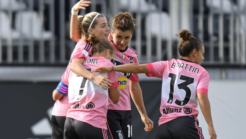 Women | Highlights Serie A | Juventus - Sassuolo