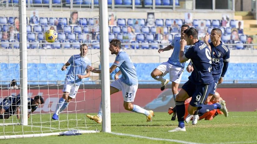 Pitchside view | Matchweek 7 | Lazio - Juventus