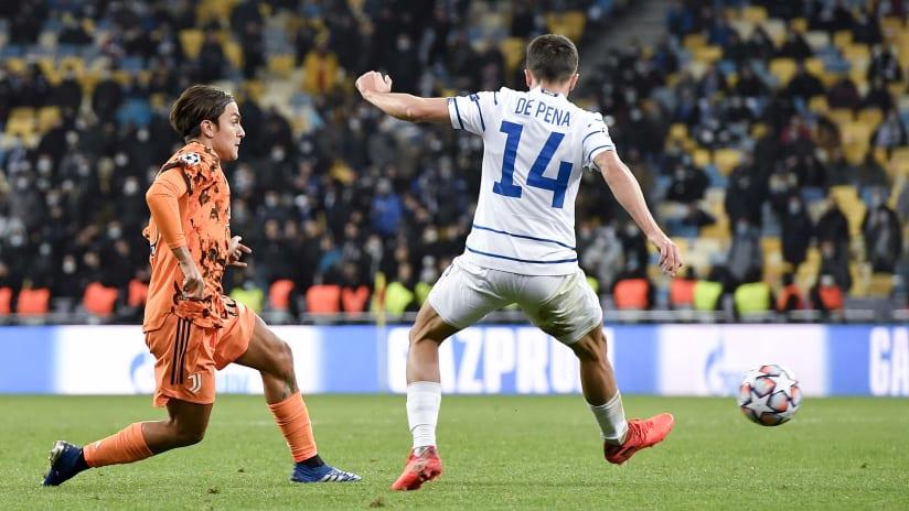 Gamereview | Matchweek 1 | Dynamo Kyiv - Juventus