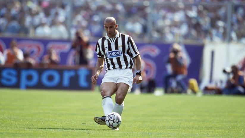 Assistman: Gianluca Vialli 1994-95