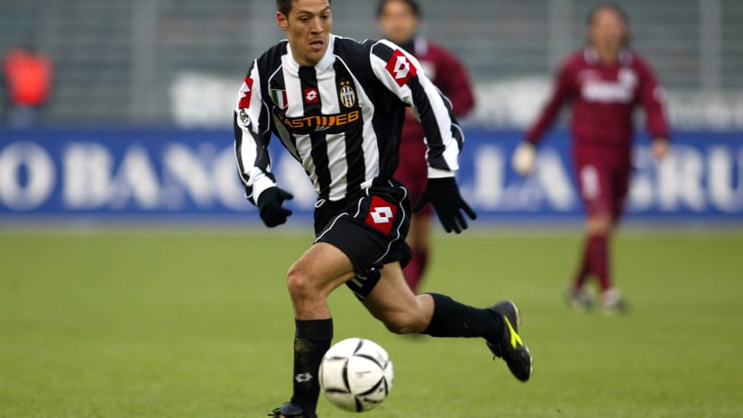 Assistman: Mauro German Camoranesi 2002-03