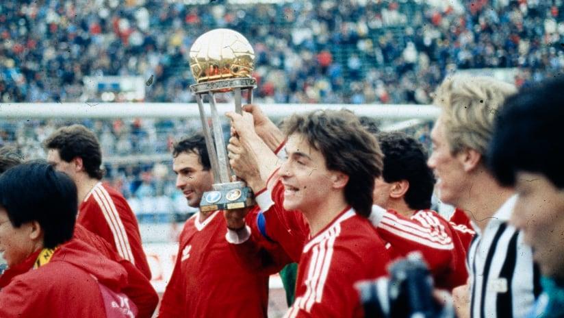 Happy birthday, Lionello Manfredonia!