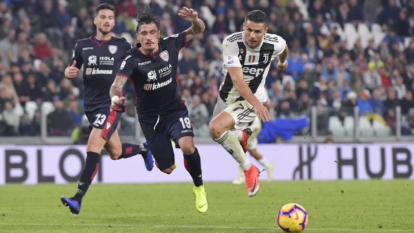 Classic Match Serie A | Juventus - Cagliari 3-1 18/19