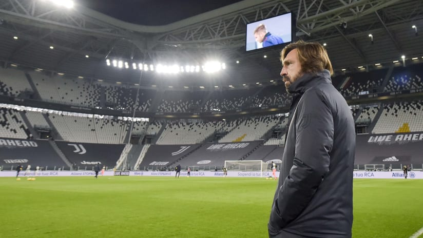 Juventus - Cagliari | Pirlo: «It was important to win»