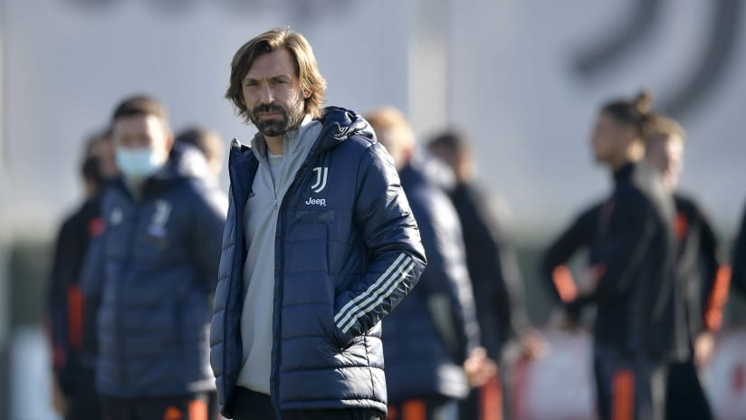 Juventus - Ferencvaros | Pirlo: «Win to qualify»