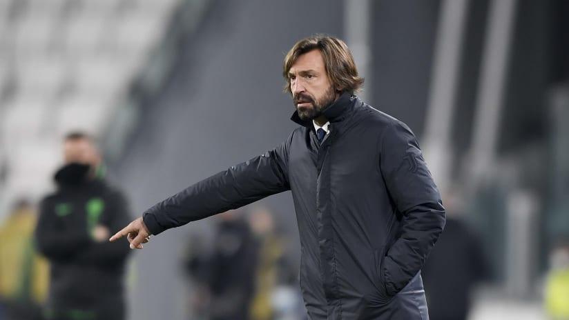 Juventus - Ferencvaros | L'analisi di Mister Pirlo