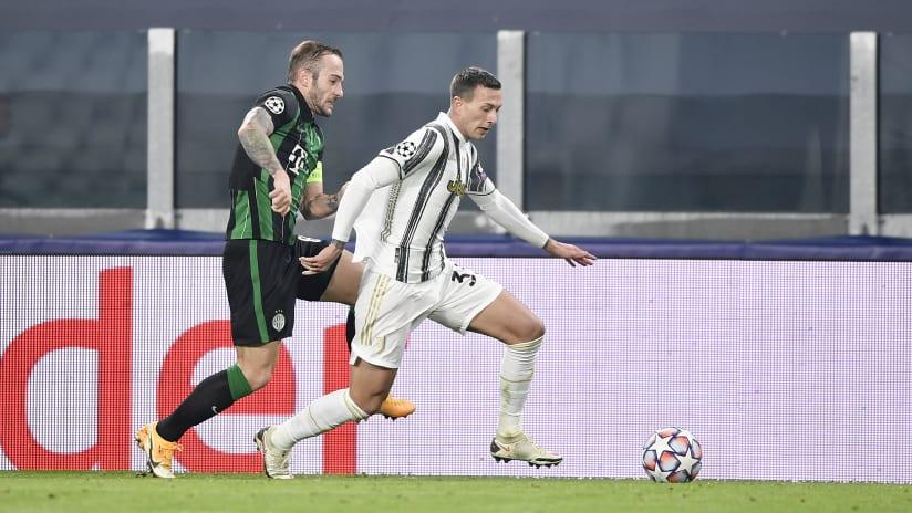 Gamereview | Matchweek 4 | Juventus - Ferencvaros