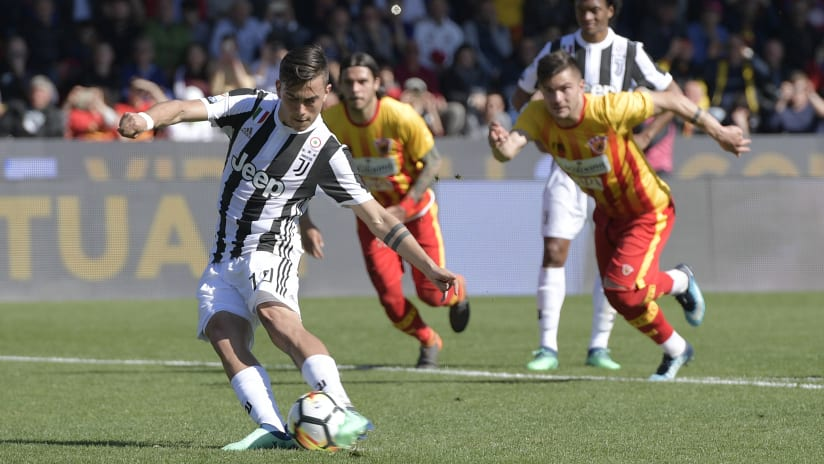 Numbers | Benevento - Juventus