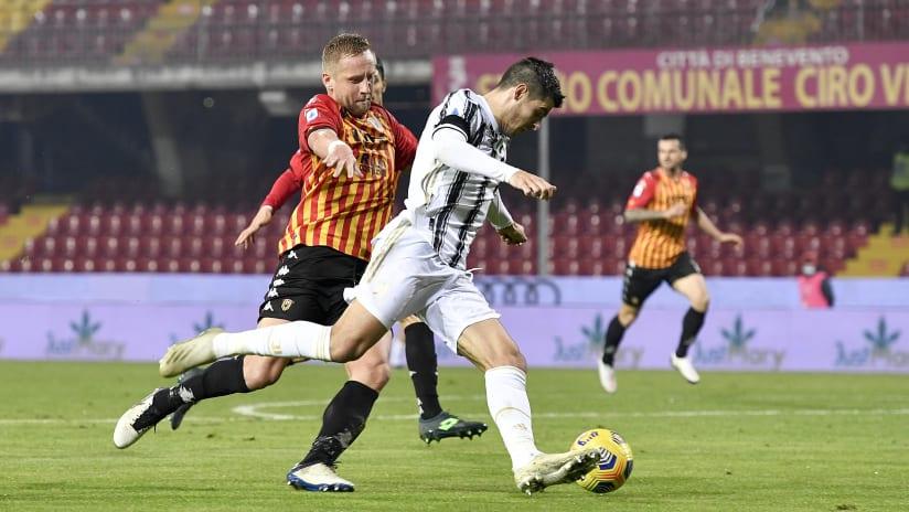 Serie A | Matchweek 9 | Benevento - Juventus