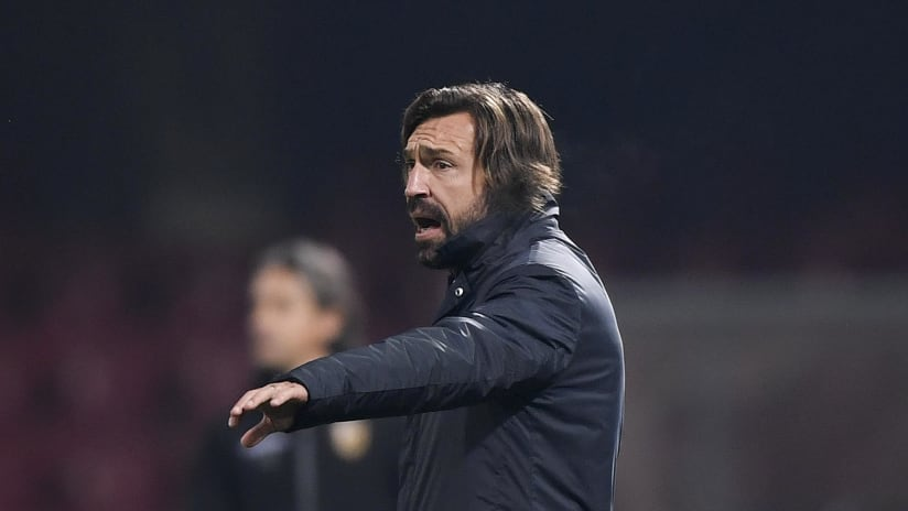 Benevento - Juventus | Coach Pirlo's analysis