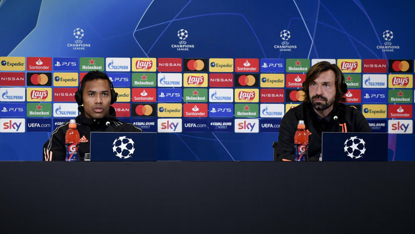 Press Conference | The eve of Juventus - Dynamo Kyiv