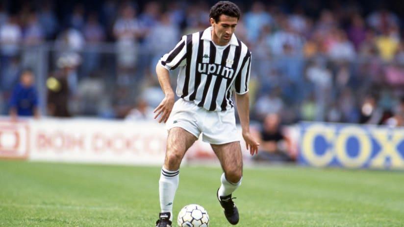 La super doppietta di Alessio del 1990 | Juventus-Fiorentina