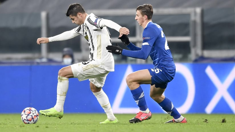 UCL | Matchweek 5 | Juventus - Dynamo Kyiv
