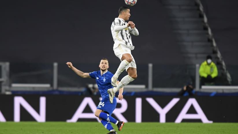 Pitchside view | Matchweek 4 | Juventus - Dynamo Kyiv